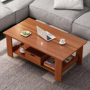 不要前5   茶几 簡約 客廳休閑迷你小茶桌 長方形多功能小戶型簡易小茶几桌  ATF 極有家
