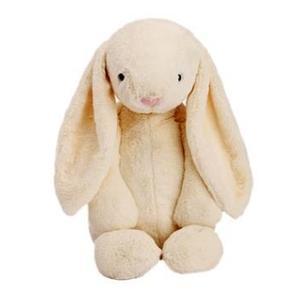 邦妮兔公仔長耳兔安撫垂耳兔子寶寶陪睡娃娃新娘伴手禮生日禮物