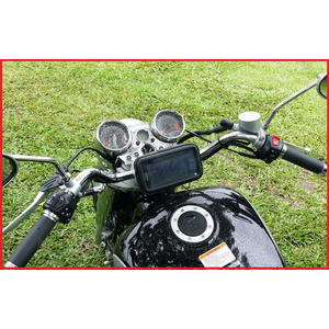 gogoro手機車防水包快拆支架保護套防水袋自行車手機架單車腳踏車摩托車導航檔車重機車架手機座