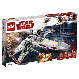 樂高積木 LEGO 2018《 LT75218 》STAR WARS 星際大戰系列 - X-Wing Starfighter╭★ JOYBUS玩具百貨