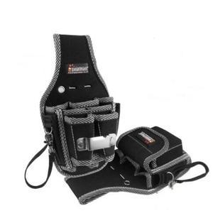 工具包維修腰包腰掛式工具袋電工簡式工具掛包多功能電工包  沸點奇跡
