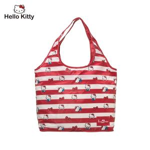 Hello Kitty - 摺疊購物袋-紅 FPKT0C002RD