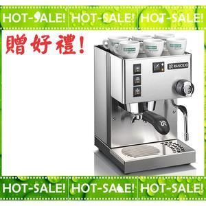 《搭贈$1980吐司機+詢價打$折》Rancilio Silvia 義式 半自動咖啡機 ( HG6476 台灣保固公司貨 )