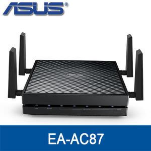 【免運費】ASUS 華碩 EA-AC87 5GHz 無線AC1800 多媒體橋接器 (Media Bridge) / 存取點(AP) / 1734Mbps