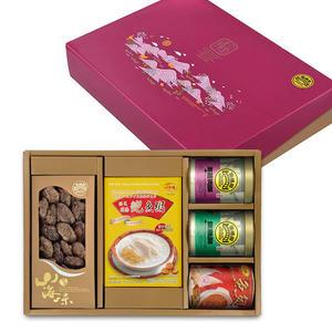 【黑橋牌】海陸珍寶,頂級御臻品禮盒B - 南北貨頂級獻禮
