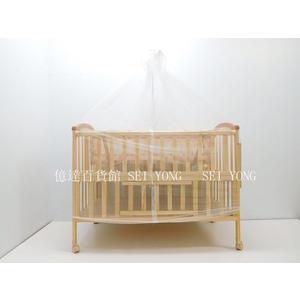 【億達百貨館】20658-  新生兒BB 床   嬰兒床  實木床 無漆多功能寶寶床 搖籃床  兒童床 特價~