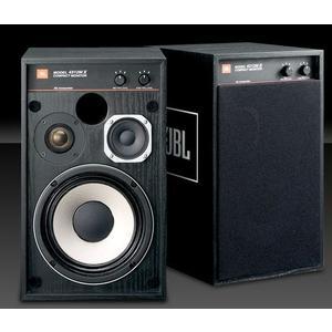 經典數位~美國知名大廠JBL 4312M II頂級三音路監聽級書架型喇叭~台灣公司貨