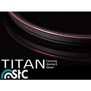 STC多層膜薄框Corning康寧Gorilla強化玻璃58mm濾鏡Titan保護鏡Canon佳能EF-S 50mm f1.4 85mm f1.8 f/1.4 f/1.8人像鏡