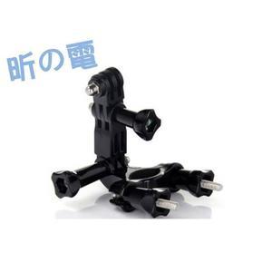 【世明國際】小米小蟻配件/Hero4 GoPro自行車固定支架GOPRO HERO 3單車夾GoPro相機配件