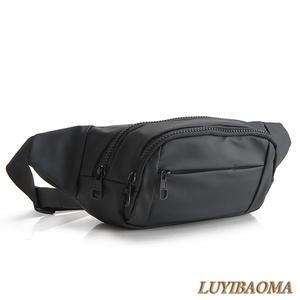 腰包-璐易寶馬.造型簡約胸斜肩/腰背包(共三色)20062