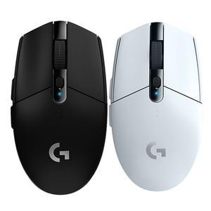 羅技G304無線游戲滑鼠吃雞滑鼠電腦競技滑鼠G102無線版荒野求生