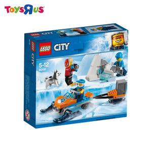 玩具反斗城  樂高 LEGO  60191 極地探險隊