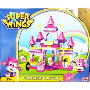 《 SUPER WINGS 超級飛俠 》蒂蒂公主城堡組╭★ JOYBUS玩具百貨