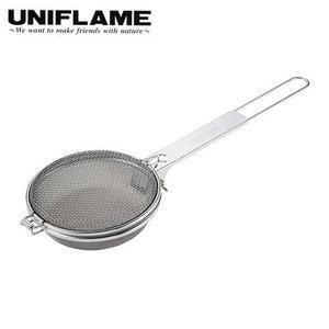 丹大戶外【UNIFLAME】收納式咖啡豆烘焙手網 U664087