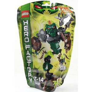 樂高Lego 生化戰士HERO FACTORY 【44007 綠晶魔 OGRUM 】