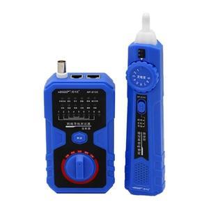 精明鼠NF813C尋線儀網線尋線測試器POE帶電尋線器巡線儀帶鋰電 MKS薇薇