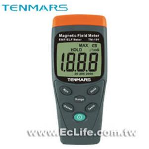 TENMARS 電磁波測試器 TM-191