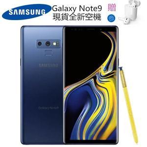 全新未拆封三星Samsung Galaxy Note9 8G/512G(N960FD/s台規)分期0利率 保固一年