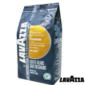 義大利【LAVAZZA】Pienaroma 咖啡豆(1000g)