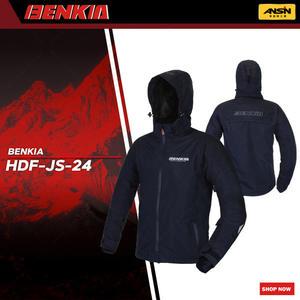 [中壢安信] BENKIA HDF-JS24 黑 春夏款 防摔衣 七件式護具
