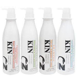 KIN 還原酸蛋白 還原護髮素 (750ml)-白瓶◎花町愛漂亮◎KI