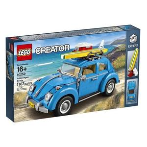 樂高積木 LEGO《 LT10252 》創意大師 Creator 系列 - Volkswagen Beetle 金龜車