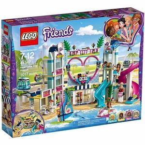 樂高積木 LEGO《 LT41347 》2018 年 Friends 姊妹淘系列 - 心湖城渡假村 ╭★ JOYBUS玩具百貨