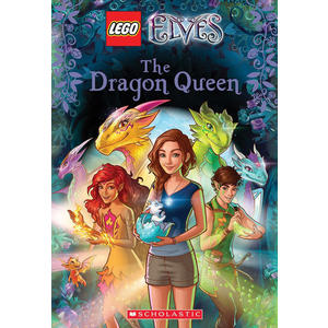 LEGO ELVES#2:DRAGON QUEEN