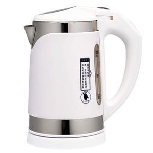 鍋寶 / 滑蓋式1公升不袗智慧型快煮壺(KT-100-D)雙層隔熱