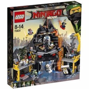 LEGO 樂高 Ninjago Movie Garmadon s Volcano Lair 70631