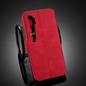 復古 商務皮套 小米cc9 Pro 掀蓋殼 小米 CC9 Pro 手機保護殼 磁扣 錢包款 翻蓋皮套 支架插卡 零錢夾