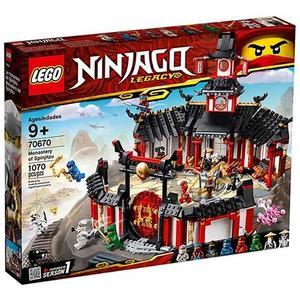 樂高積木 LEGO《 LT70670 》 NINJAGO 旋風忍者系列 - 旋風忍術修道院╭★ JOYBUS玩具百貨