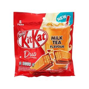 Nestle 雀巢 奇巧奶茶巧克力分享包(85g)  KitKat【小三美日】
