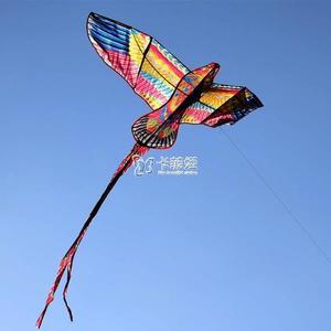 前撐竿火鳳凰風箏 兒童風箏 成人風箏 卡通風箏   卡菲婭
