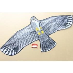 特大老鷹風箏 造型風箏 (特大立體布面碳纖維架162cm x 72cm)/一隻入{定150}立體老鷹風箏~5306