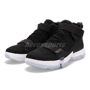 Nike 籃球鞋 Jordan Supreme Elevation PF 黑 白 飛線編織鞋面 氣墊設計 男鞋 運動鞋 喬丹【PUMP306】 CD4330-001
