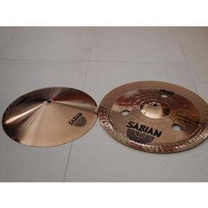 凱傑樂器 SABIAN B8 PRO ASSAULT 12&14吋 HATS 銅鈸