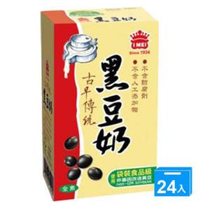 義美黑豆奶 250ml*24入/箱【愛買】