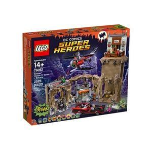 LEGO 蝙蝠洞 76052