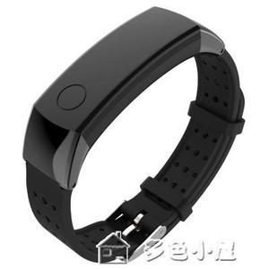 適用華為榮耀手環3錶帶替換帶原裝金屬腕帶智慧運動青春版「多色小屋」