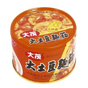 大茂大土豆麵筋(鐵罐) 170g
