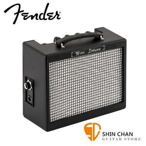 【電吉他音箱】Fender MD-20 Mini Amp Deluxe 2吋單體 電吉他 迷你音箱 可裝電池【原廠公司貨 一年保固】