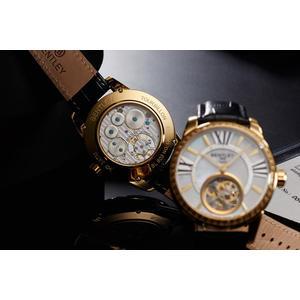 BENTLEY 賓利 王者傳奇陀飛輪真鑽機械錶