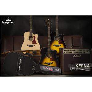 小叮噹的店- 電木吉他 kepma2代吉他 A2CE D2CE  41吋 木吉他  美FISHMAN拾音器