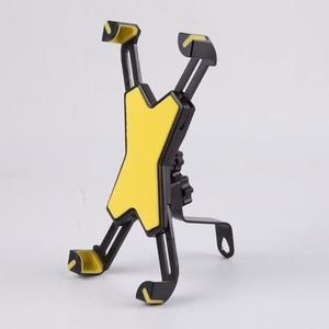 摩托車手機導航支架自行車公路車踏板電動車手機架單車騎行裝備【兒童節交換禮物】