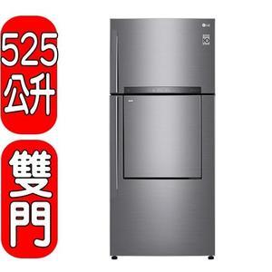 《28600》LG樂金【GN-DL567SV】525公升變頻上下門冰箱 567