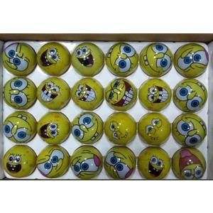 [協貿國際]漂移球神奇玩具飄移懸浮球發光球彈力球水