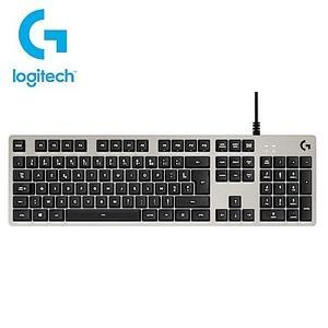 羅技 G413 機械式背光遊戲鍵盤 兩色可選