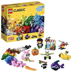 LEGO 樂高 Classic 系列 大眼顆粒套裝_LG11003
