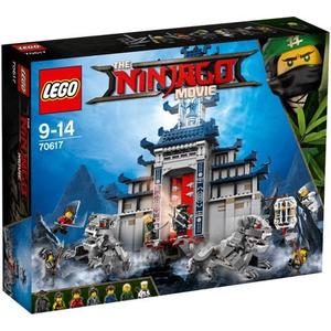 樂高積木 70617 旋風忍者 忍者終極兵器神殿 ( LEGO NINJAGO MOVIE )
